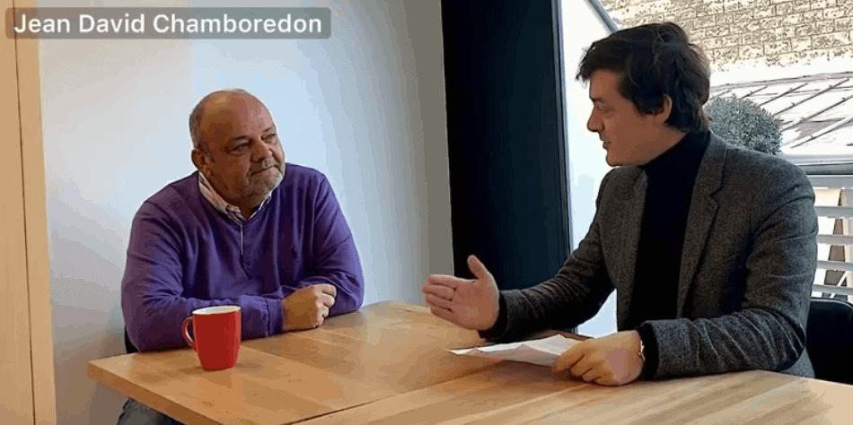 Jean-David Chamboredon & François Santi nous parlent de Venture Capital et d'Impact Investing