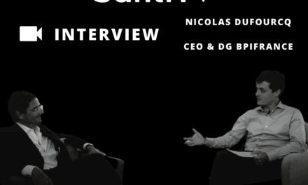 Nicolas Dufourcq, CEO de BpiFrance nous parle de son profil de dirigeant